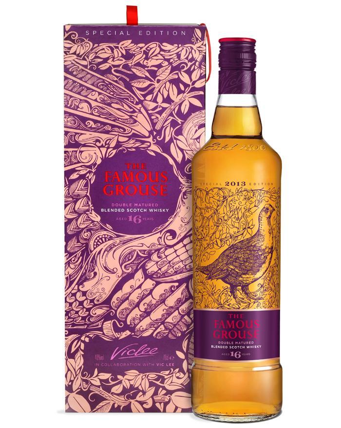 Famous Grouse 16 år Blended Scotch Whisky 40