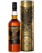 Mortlach 15 år Six Kingdoms Game of Thrones Whisky Collection 46%
