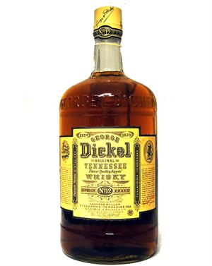 George Dickel No. 12 BIG 1.75 cl. Original Tennessee Whisky 45%
