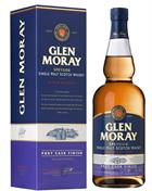 Glen Moray Port Cask Finish Single Speyside Malt Whisky 40%