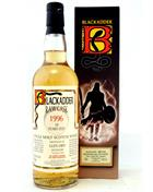 Glen Ord 1996/2014 Raw Cask Blackadder 18 år Single Highland Malt Whisky 54%