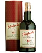 Glenfarclas 15 år Single Highland Malt Whisky 46%