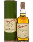 Glenfarclas 8 år Single Highland Malt Whisky