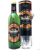 Glenfiddich 12 år Med Glas Old Version Single Malt Whisky 70 cl 40%