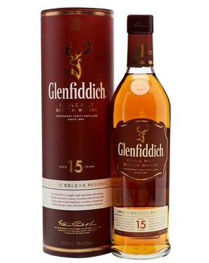 Glenfiddich 15 år The Solera Vat