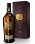MODEL FOTO Glenfiddich 30 år Single Speyside Malt Whisky 43%