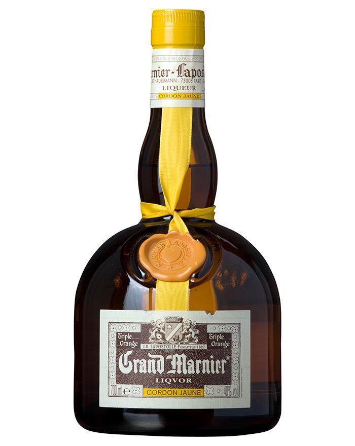 Appelsinlik r fra grand marnier gul liqueur for Grand marnier cordon jaune aldi