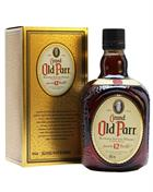 old Parr whisky