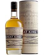 Great King St. Compass Box Blended Scotch Whisky 43%