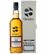 An iconic Speyside 2008/2018 The Octave 9 år Duncan Taylor Single Speyside Malt Whisky 53,2%