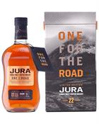 Isle of Jura One For The Road 22 years old Single Jura Malt Scotch Whisky