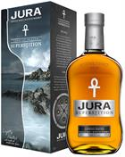Isle of Jura Superstition Single Jura Malt Whisky 43%