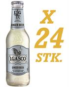 J Gasco Ginger Beer