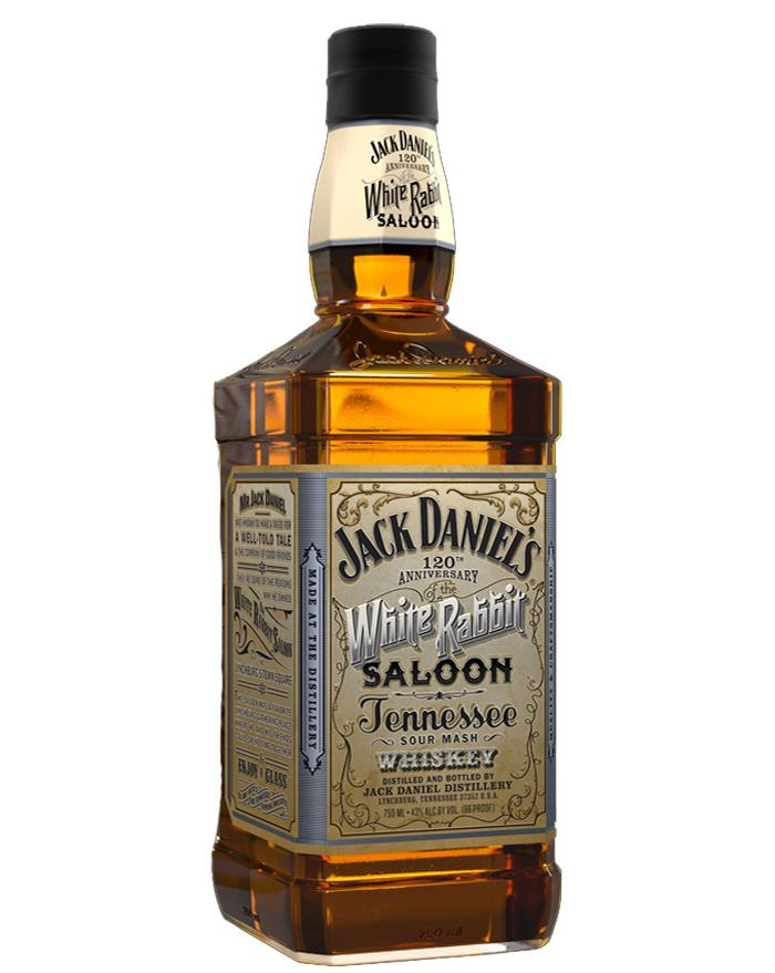 Super whisky fra jack daniels white rabbit saloon for Photos jack daniels