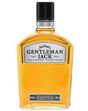 Jack Daniels Gentleman Jack Rare Tennessee Whiskey Sour Mash 40%