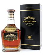 Jack Daniels Single Barrel Superbest Als Select Rare Tennessee Whiskey 45%