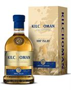 Kilchoman 100% Islay 4'th Release