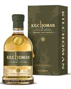Kilchoman Original Cask Strength 2014 Limited Release Islay Whisky 59.2%