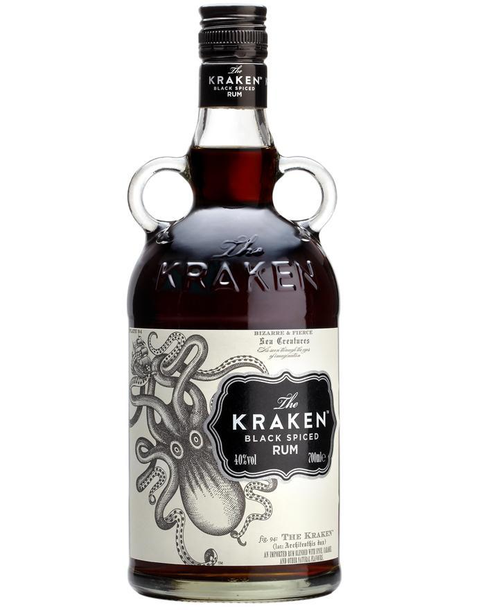 Kraken Drink Recipes