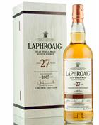 Laphroaig 27 år Single Islay Malt Whisky 41,7%