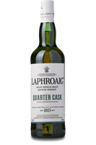 Laphroaig Quarter Cask Single Islay Malt Whisky 48%
