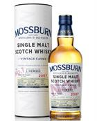 Linkwood 2007/2017 No 1 Mossburn 10 år Single Speyside Malt Whisky 46%