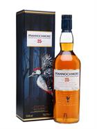 Mannochmore 25 år 2016 Annual Release Single Speyside Malt Whisky 53,4%