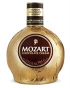 Mozart Gold Chocolate Cream Liqueur Premium Spirit 50 cl Salzburg 17%