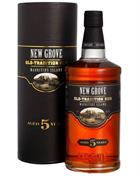 New Grove 5 år Old Tradition Rum Mauritius Island Rom 40%