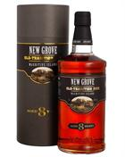 New Grove 8 år Old Tradition Rum Mauritius Island Rom 40%
