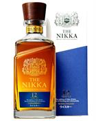 Nikka 12 År Blended Whisky Japan