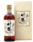 Nikka Taketsuru 17 år Japanese Pure Malt Whisky 43%