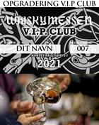 Opgradering til Whiskymessen VIP CLUB 2021