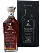 Rum Nation Panama 21 år Decanter