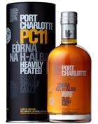 Port Charlotte PC 11 Bruichladdich Single Islay Malt Whisky 59,5%