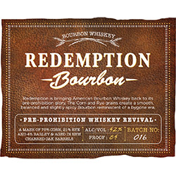 Redemption Whiskey