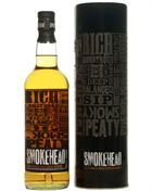 SmokeHead Single Malt Islay 43%