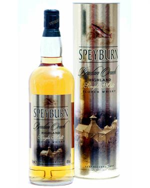Speyburn Bradan Orach Single Highland Malt Whisky 40%