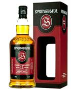 Springbank 12 år Cask Strength Single Campbeltown Malt Whisky 54,8%