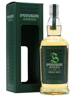 Springbank Green 12 år Limited Edition Single Campbeltown Malt Whisky 46%