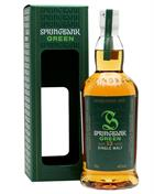 Springbank Green Single Campbeltown Malt Whisky