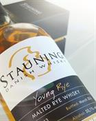 Stauning Young Rye Dansk Rug Whisky
