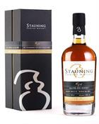 Stauning Rye 2019 oktober Dansk Single Malt Whisky 50%