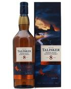 Talisker 8 år Limited Release 2018 Single Malt Whisky Skye 59,4%