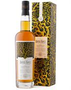 The Spice Tree Compass Box Blended Malt Scotch Whisky 46%