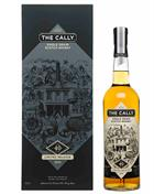 Caledonian 1974/2015 The Cally 40 år Single Grain Scotch Whisky 53,3%