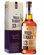 Wild Turkey 13 year Kentucky Straight Bourbon Whiskey